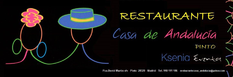 Restaurante Casa Andalucía Restaurante Restaurante Casa Andalucía