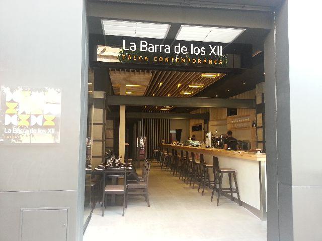 La Barra de los XII Restaurante La Barra de los XII