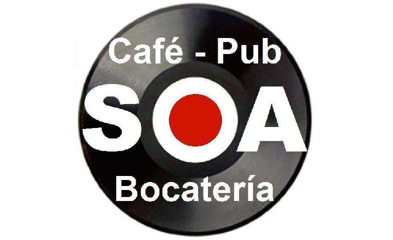 Café-Pub SOA Bocatería Restaurante Café-Pub SOA Bocatería