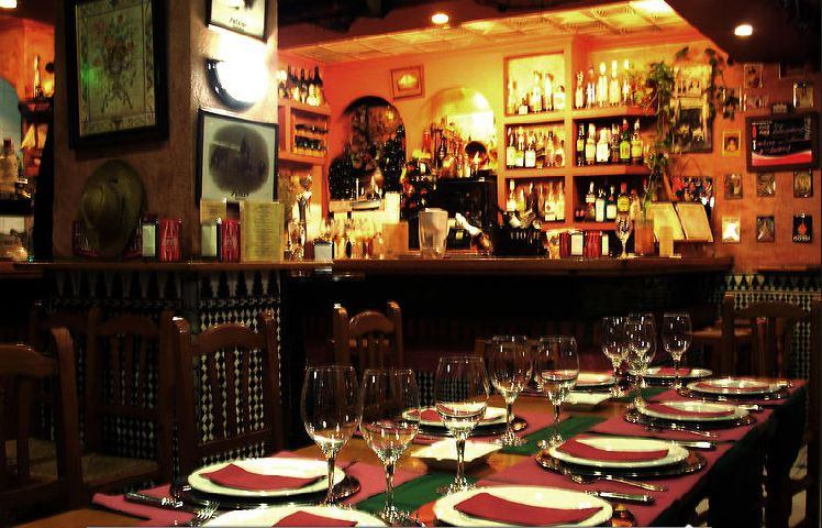 Restaurante Bar-Mesón LAS PERLAS Restaurante Restaurante Bar-Mesón LAS PERLAS