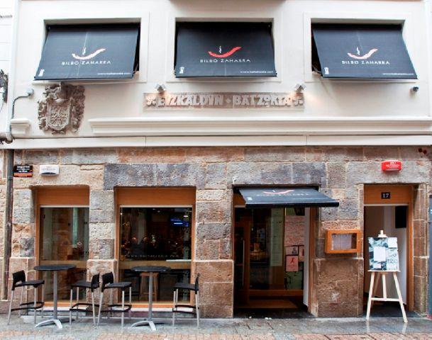 Batzoki Bilbo Zaharra Restaurante Batzoki Bilbo Zaharra