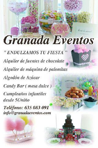 Granada Eventos Restaurante Granada Eventos