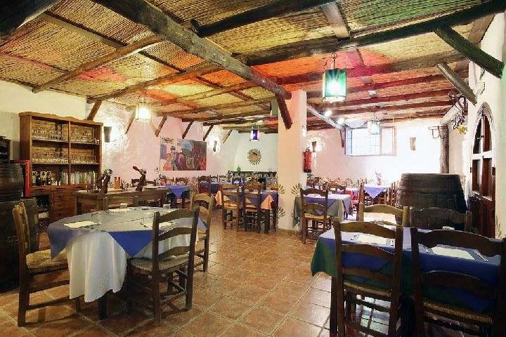 Restaurante La Bodega del Bandolero Restaurante Restaurante La Bodega del Bandolero