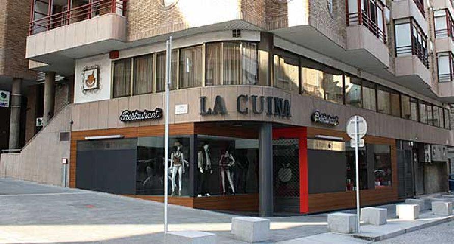 La Cuina Restaurant Restaurante La Cuina Restaurant
