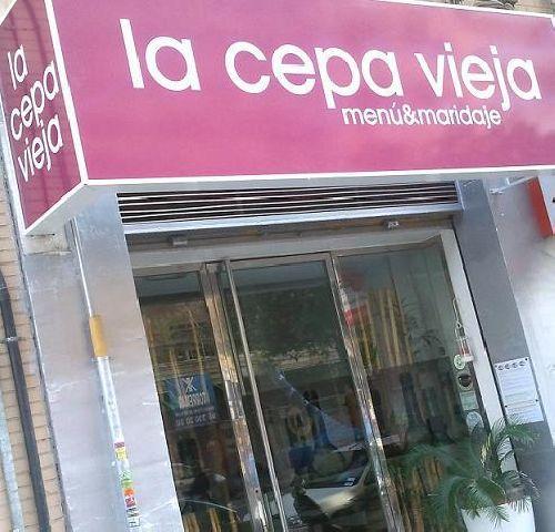 La Cepa Vieja Restaurante La Cepa Vieja