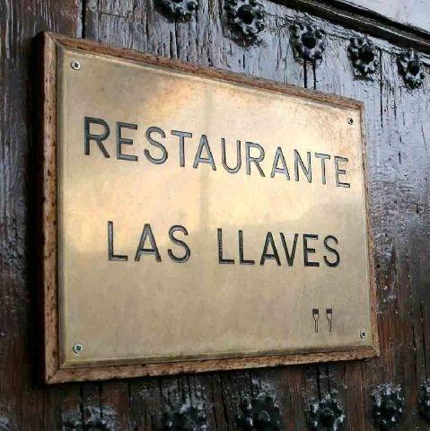 Restaurante Las Llaves Restaurante Restaurante Las Llaves
