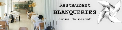 Restaurante Blanqueries Restaurante Restaurante Blanqueries