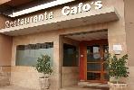 Restaurante Cafo´s Restaurante Restaurante Cafo´s