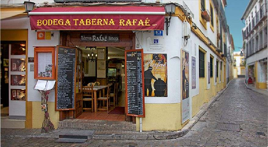 Bodega Taberna Rafaé Restaurante Bodega Taberna Rafaé