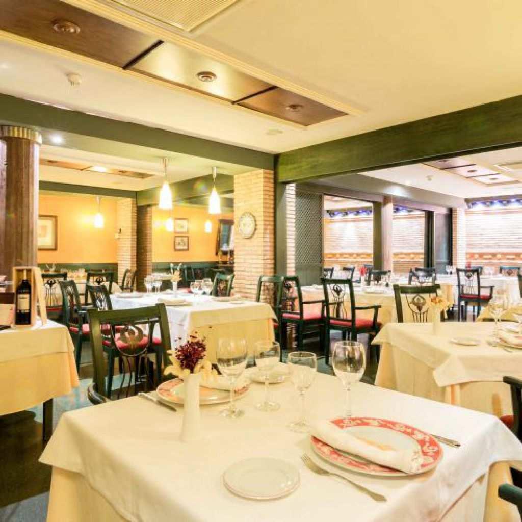 EL PATIO DE GOYA Restaurante EL PATIO DE GOYA