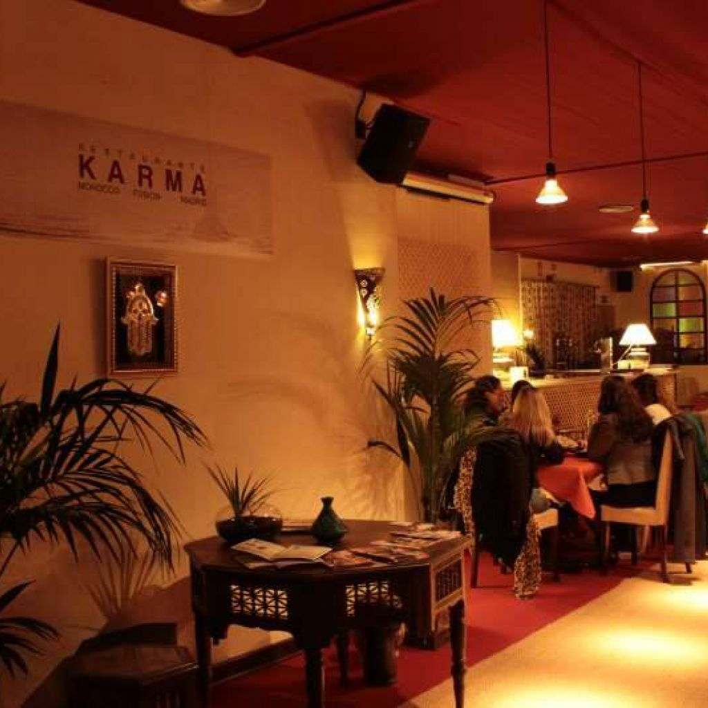 Karma Rest o Lounge Restaurante Karma Rest o Lounge