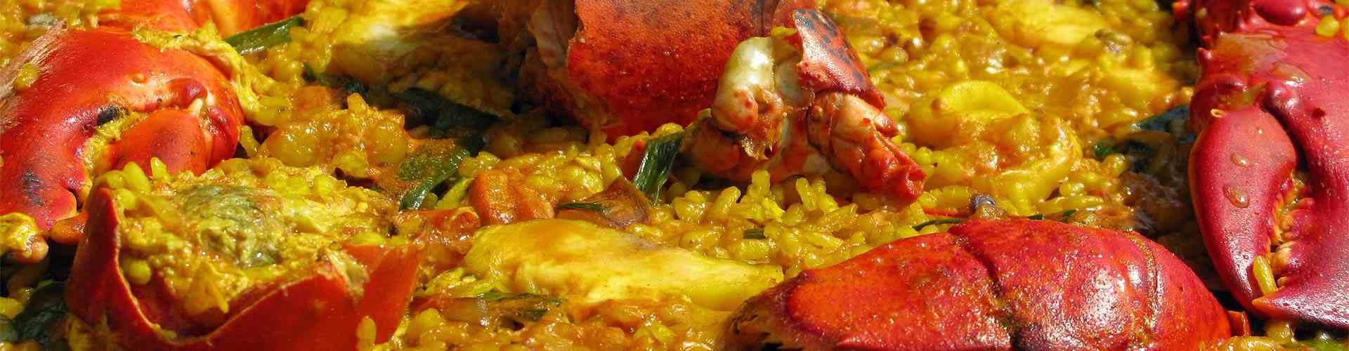 comer arroz con bogavante en restaurantes de Alicante