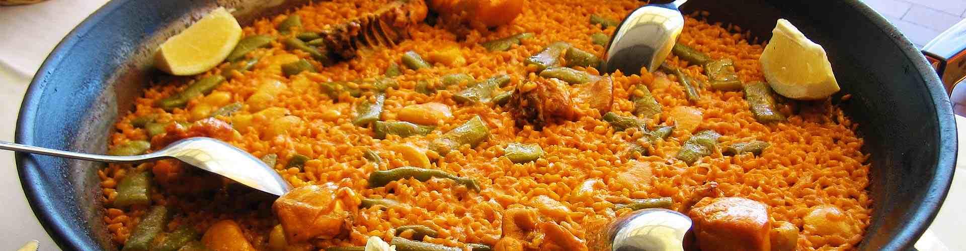 comer arroz paellas en restaurantes de Alicante