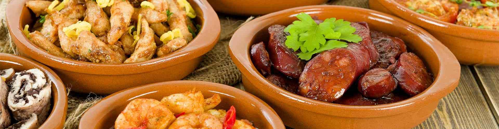 comer especialidades en restaurantes de Zaratamo