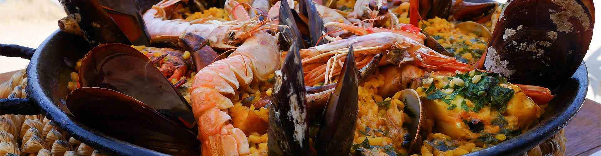 restaurante paellas en restaurantes de Agullent