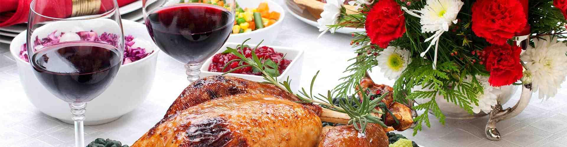 fin de ano cena en restaurantes de Vilanova i la Geltrú
