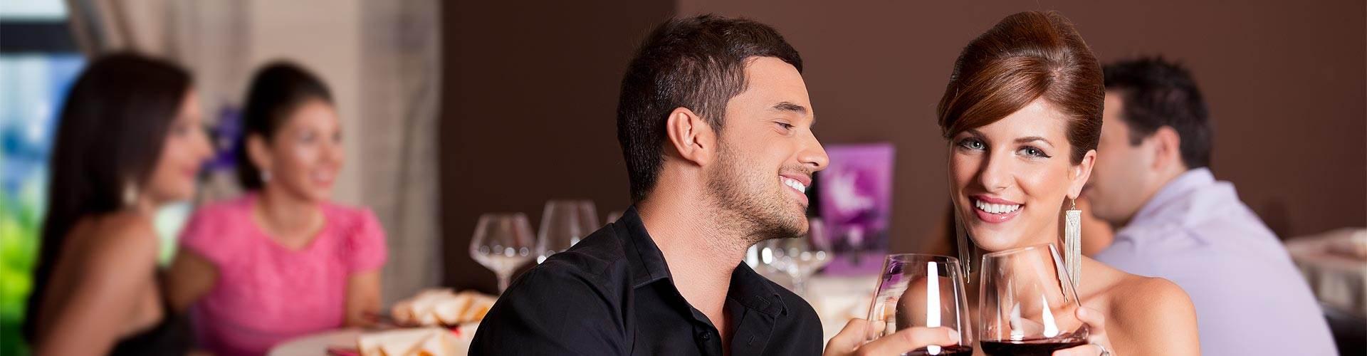 noche especial san valentin en restaurantes de Granada