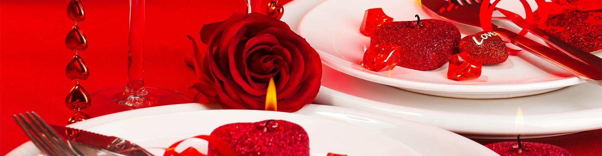 ofertas san valentin en restaurantes de El Palmar