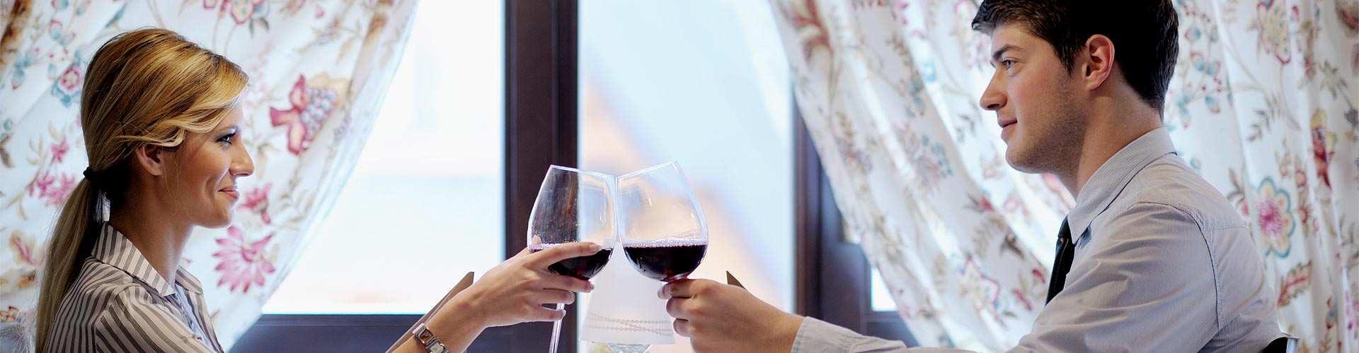 restaurante romantico san valentin en restaurantes de El Palmar