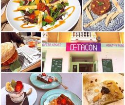 Restaurante DETACÓN Healthy Food N'Drinks